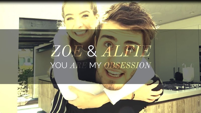 Zoe Alfie | You Are My Obsession (2018)
