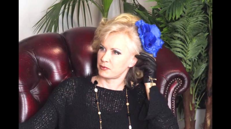 Светлана Разина в гостях у журнала Seven Lives