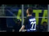 Брозович кладет в дальний угол | Mamedov | vk.com/nice_football