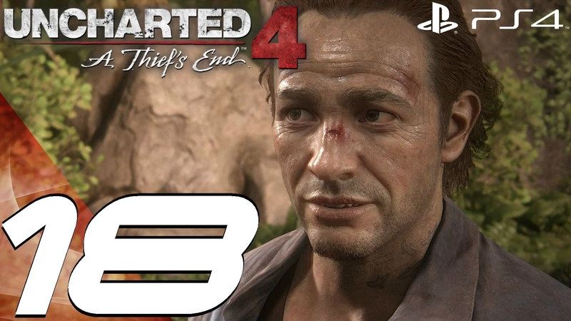 Uncharted 4 A Thief's End - Gameplay Walkthrough Part 18 - No Escape