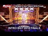 Britain's Got Talent 2018 Final Intro B-Positive Wildcard Announced - BGT Season 12 Finale S12E13