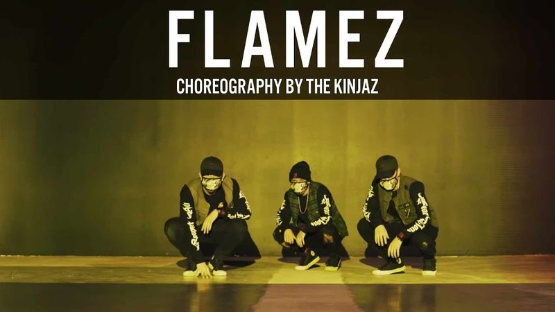 TroyBoi Flamez Choreography by The Kinjaz | Danceproject.info