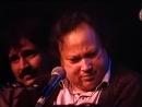 Nusrat Fateh Ali Khan - Mera Piya Ghar Aya [ Live In Rivermead Festival London ]