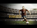 Andres INIESTA ● When Magic Happens ● The Greatest Goals Skills Ever