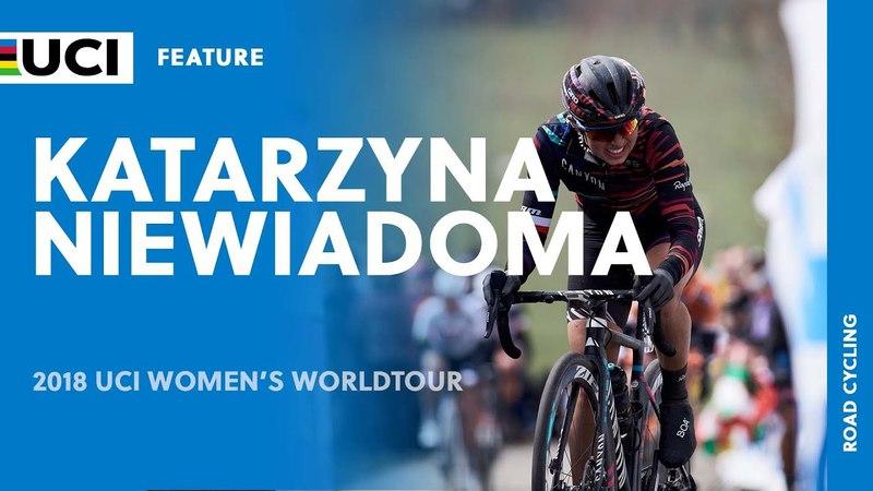 UCI Women's WorldTour - Katarzyna Niewiadoma