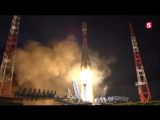 Запуск на ракеты-носителя «Союз-2.1Б» с космодрома Плесецк