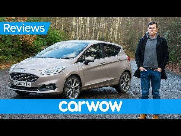Ford Fiesta 2019 Vignale detailed in-depth review   Mat Watson Reviews