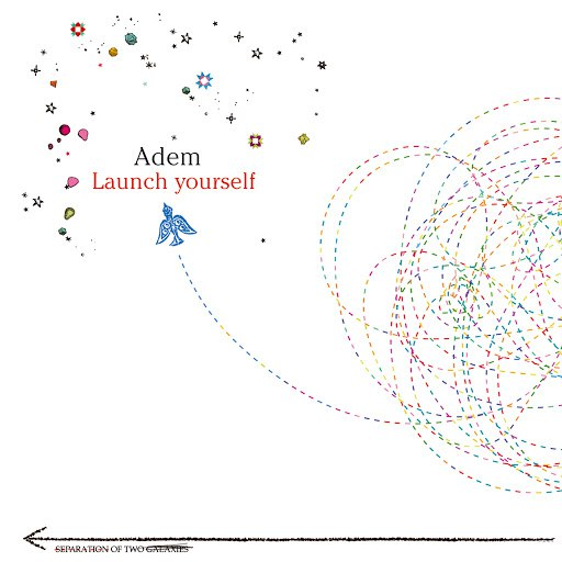Adem альбом Launch Yourself