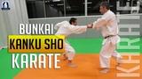 Bunkai Kanku Sho - KARATE