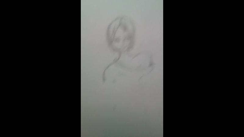Рисую хуманизированую Варю