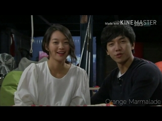 Отрывок из дорамы Моя девушка - кумихо (Жизненный план на будущее) 12 серия озвучка GREEN TEA