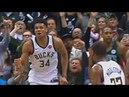 Giannis Antetokounmpo Game Winner in Bucks Win Over Celtics! Celtics vs Bucks