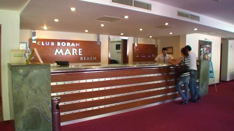 Club Boran Mare Beach 5* Турция Кемер