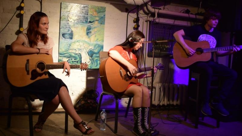 Целлофан группа LANA band в баре Среда обитания Краснодар