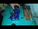 Электронная делительная головка - крепим шаговый двигатель