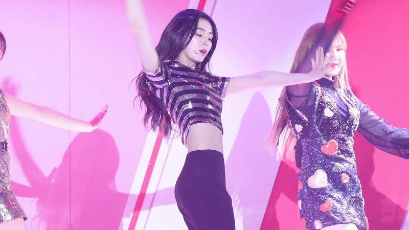 180414 레드벨벳 (Red Velvet) '빨간 맛 (Red Flavor)' 아이린 직캠 @핑크 플레이 콘서트 4K Fancam by -wA-