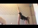 Равновесие планше Как сделать равновесие планше Гимнастика Rear balance Ho