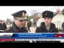 810-я отдельная Ордена Жукова бригада морской пехоты ЧФ отметила полувековой юбилей