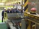 Евгений Куйвашев и Андрей Козицын открыли новый цех на Уралэлектромеди , который даст региону экономический и экологический эффект