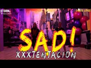 MAYA & LIL'ROY   XXXTENTACION - SAD!   DANCE COVER   Choreography by Matt Steffanina