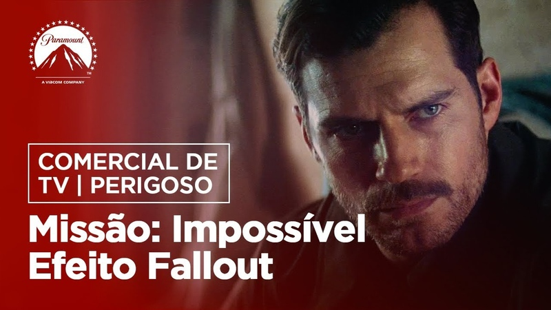 Missão Impossível - Efeito Fallout | Comercial de TV Perigoso | LEG | Paramount Brasil