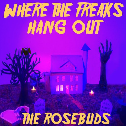 The Rosebuds альбом Where the Freaks Hang Out