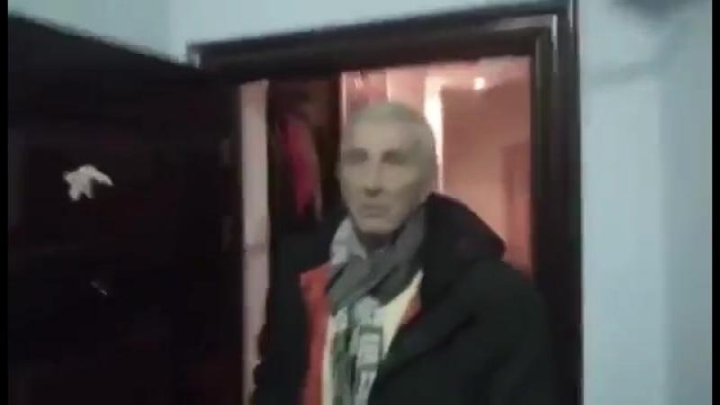 В Киеве лютый дед расстрелял коллекторов.