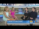 Harry Styles And Fionn Whitehead Talk About Their 'Dunkirk' Acting Roles TODAY RUS SUB