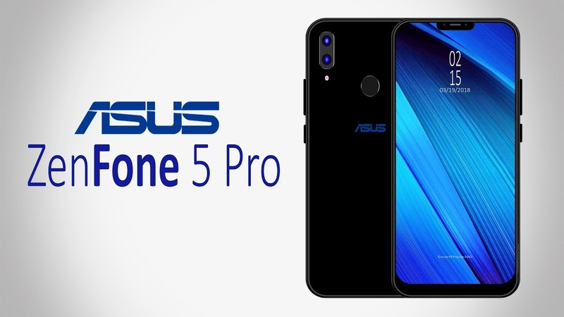 Asus Zenfone 5 Pro (2018) First Look, Specifications, Price, Concept Design