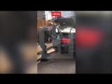 Алексей Панин устроил истерику судебным приставам