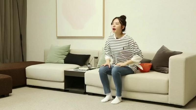 180404 [HMG TV] Sohye