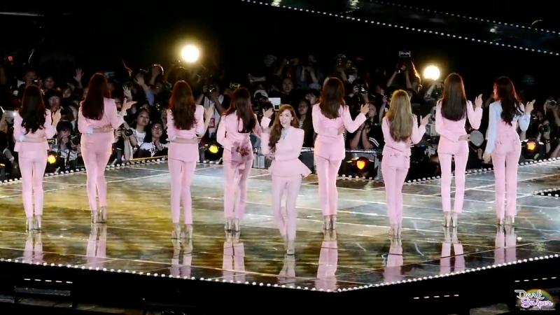 [직캠]140607 소녀시대(Girls Generation) - 훗(Hoot) _ 2014 드림콘서트 @서울월드컵경기장 by DarkSnipe
