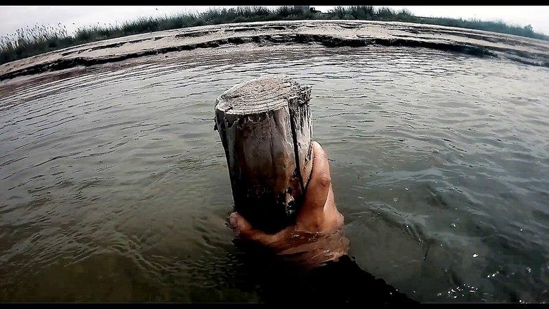 Найдена пропавшая GoPro под водой Рыбаков (Найдено 2 месяца спустя)