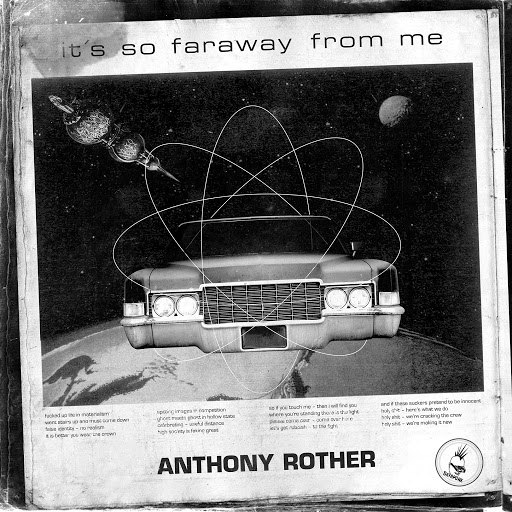 Anthony Rother альбом Faraway / Algorhythm