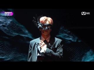 Super Junior - Black Suit @ 2017 MAMA in Hong Kong 171201