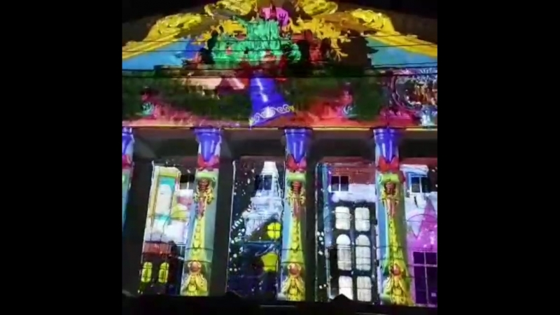 Фестиваль огня - 2018. Санкт-Петербург
