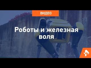 Роботы и железная воля