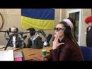 Марія Яремчук та гурт DSIDE BAND на радіо Люкс ФМ.