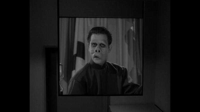Сумеречная зона | В глазах смотрящего - 1960 (HD)
