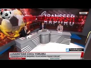 Transfer Raporu 23 Haziran 2018 Galatasaray, Fenerbahçe, Beşiktaş Yorumları