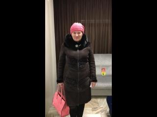 Победительница розыгрыша сети Цвет Мебели от 25.03.18 Поршева Анастасия Сергеевна