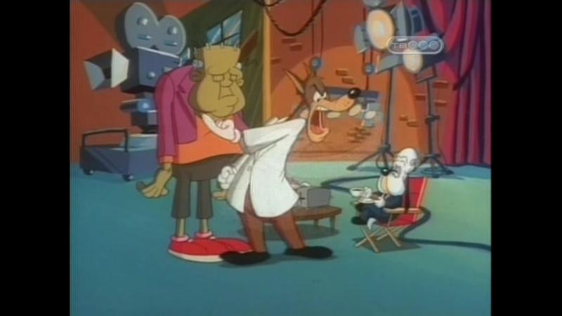Том и Джерри в детстве 4 2 Пещерная мышь МакВульфенштейн возвращается Расстроенна стройка Tom Jerry Kids Show