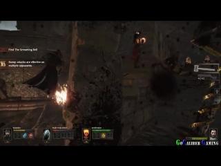 Warhammer- End Times Vermintide PC Walkthrough - Part 13 - Act 2 - Man the Rampa_HD.mp4