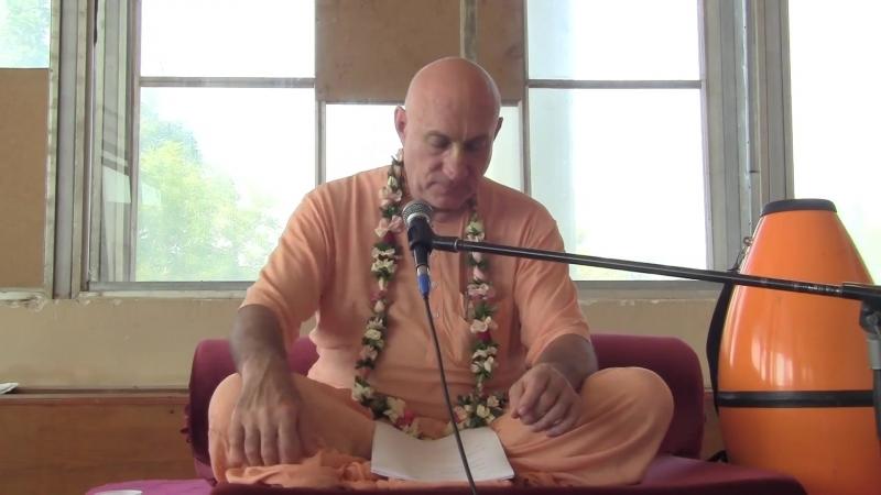 Дханешвара Прабху (АЧБСШП). Бхакти - Сангама 14.09.2011 года