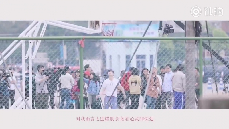 180411\180412 EXO Lay Yixing @ Go Fighting Filming