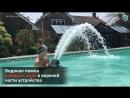 Британский студент изобрел реактивный ранец для плавания