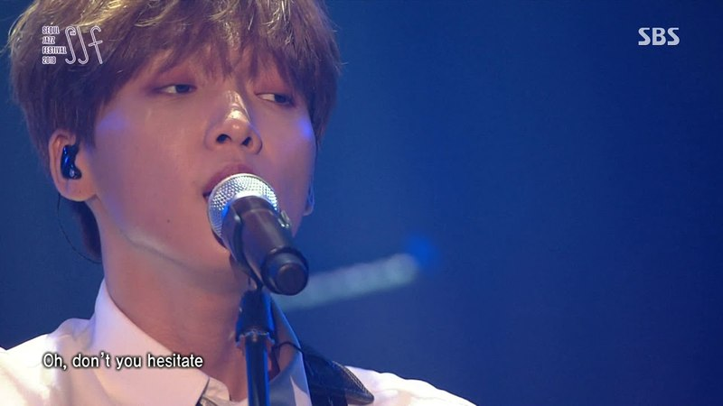 180526 Jeong Sewoon (정세운) - Just U Put Your Records On Never Mind @ 2018 Seoul Jazz Festival