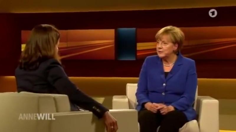 Das unfassbare Ende der Angela Merkel_
