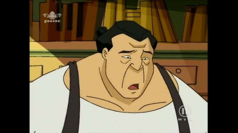 Приключения Джеки Чана 5 сезон 12 серия