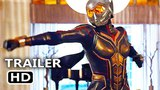 ANT-MAN AND THE WASP International Trailer (2018) Ant Man 2 Movie HD